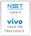 Net Canal 9 TVAberta VivoTV Canal 186 TVAberta